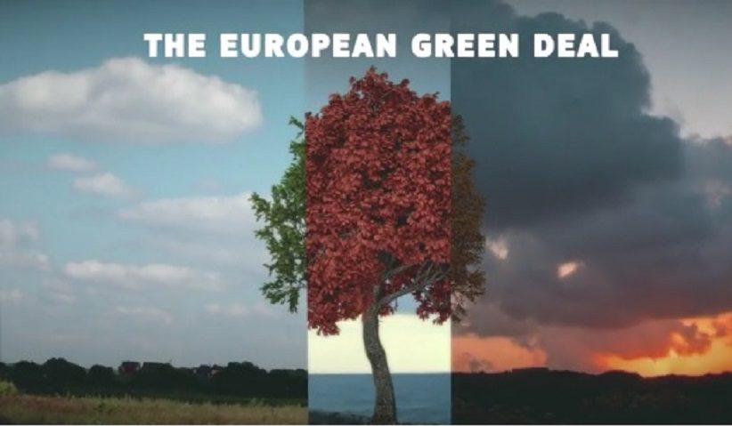 Euroopan Green Dealissä kiertotalous osaksi  EU:n teollisuusstrategiaa