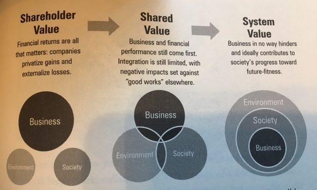 Creating Shared Value Strategy  – Vastuullisesti uudistuvan yrityksen lähestymistapa